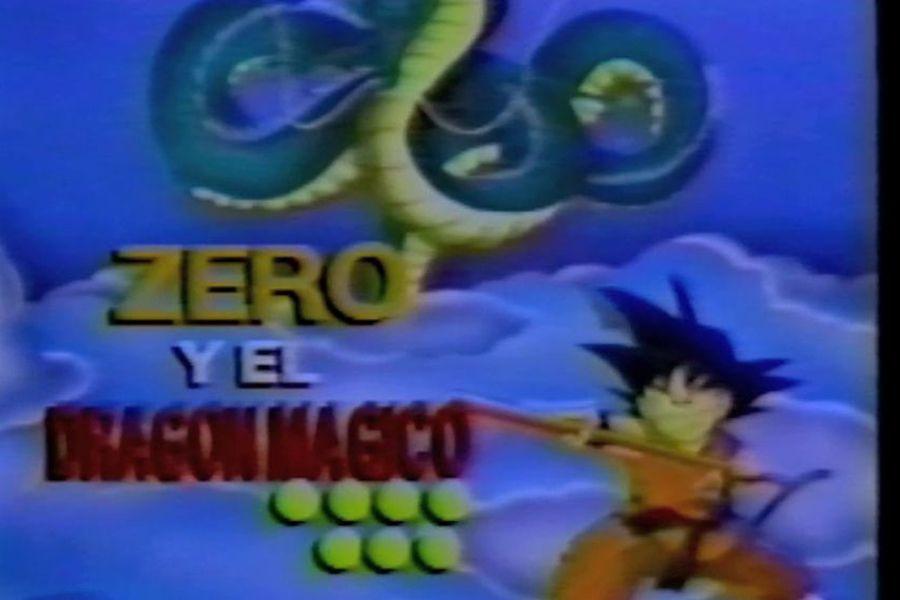Zero y el Dragon Magico
