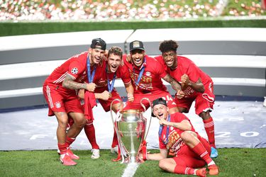 Las mejores imágenes de la consagración del Bayern en Lisboa