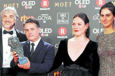Camino al Oscar, Una Mujer Fantástica hizo una parada en los Goya