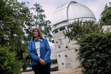 María Teresa Ruiz, una de las científicas elegidas para el impresionante vuelo que seguirá el eclipse