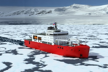 Chile y su ambicioso plan para construir sus propias fragatas