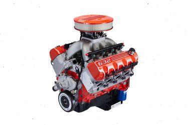 'Impulse su proyecto con nosotros': Chevrolet presenta el motor independiente más grande y poderoso jamás creado
