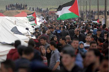 Costos de casarse en Gaza llevan a muchos novios a la cárcel por impago de deuda