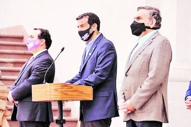 Rediseño para La Araucanía: Anuncio del gobierno no convence a Evópoli