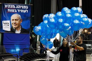 Netanyahu se impone en elecciones de Israel pero no alcanza mayoría para formar gobierno