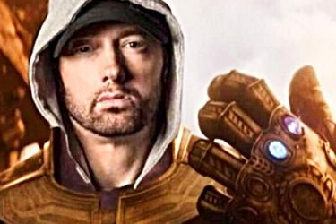 Eminem menciona a Thanos en su nuevo álbum