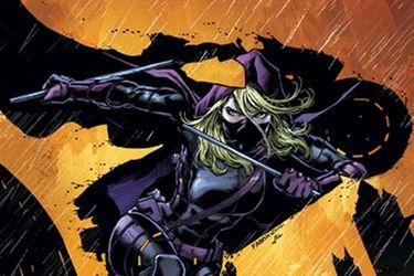 La primera imagen de Stephanie Brown en la serie de Batwoman