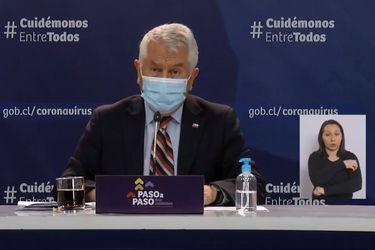 """Gobierno preparará plan para comunas con """"mayor cantidad de problemas"""" por la pandemia"""