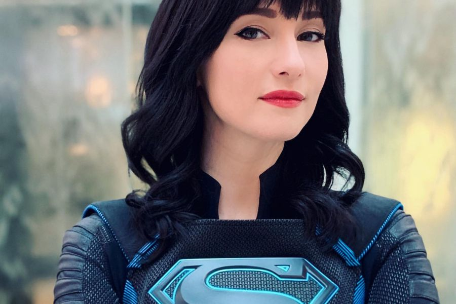 alex supergirl
