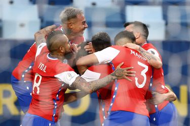 Con gol de Brereton: Chile sufre para vencer a Bolivia