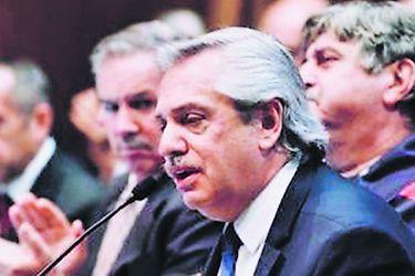 Imagen Fernández avala acuerdo Mercosur-UE si _no afecta_ a la industria argentina