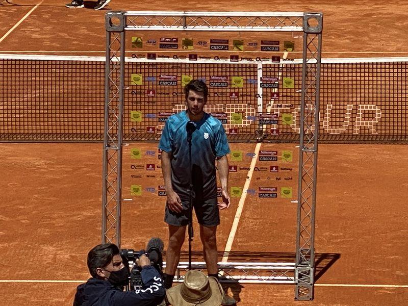 Cameron Norrie será el rival de Garin en los cuartos de final del ATP 250 de Estoril.