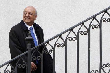 """José Antonio Viera-Gallo: """"En el Parlamento predomina una política de protesta para acercarse a un movimiento social esquivo"""""""