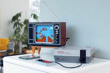 Lego presenta de forma oficial su set basado en la Nintendo