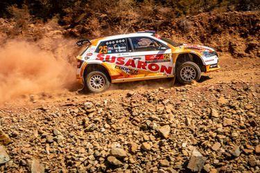 WRC3: Fernández se aferra al podio en Turquía