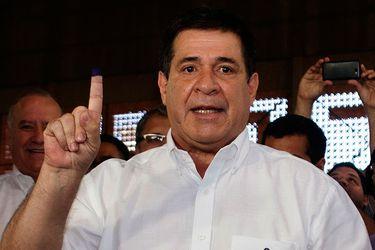 Justicia de Brasil emite orden de prisión preventiva para expresidente de Paraguay Horacio Cartes