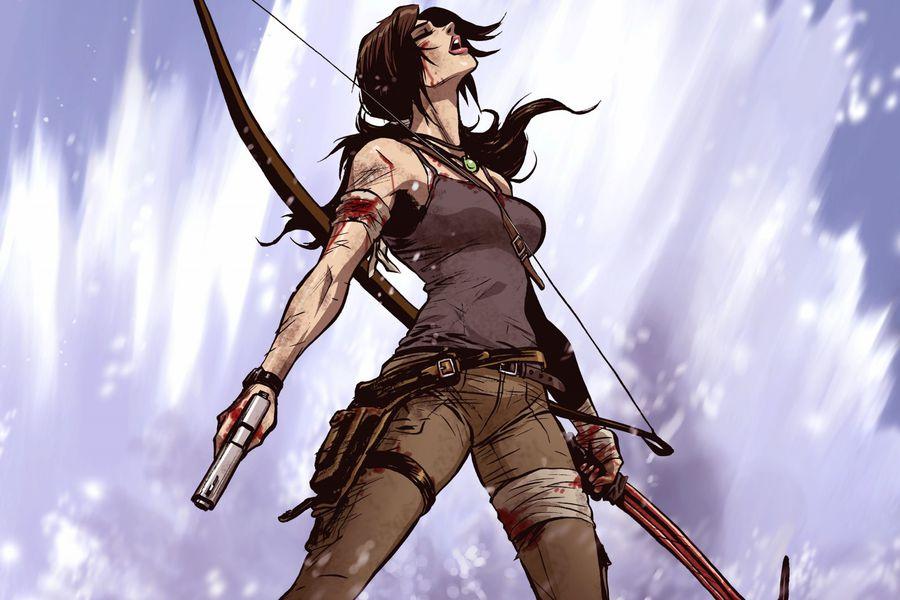 Netflix hará series estilo anime de Tomb Raider y la Isla Calavera de Kong  - La Tercera