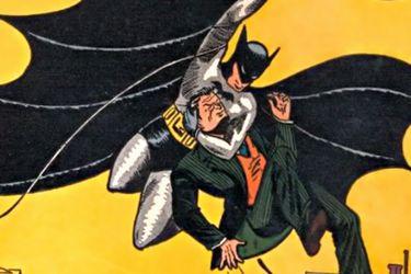 Una copia de Detective Comics #27 fue subastada por $1.5 millones de dólares