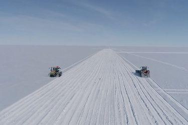 Científicos encuentran lago subglacial en la Antártida