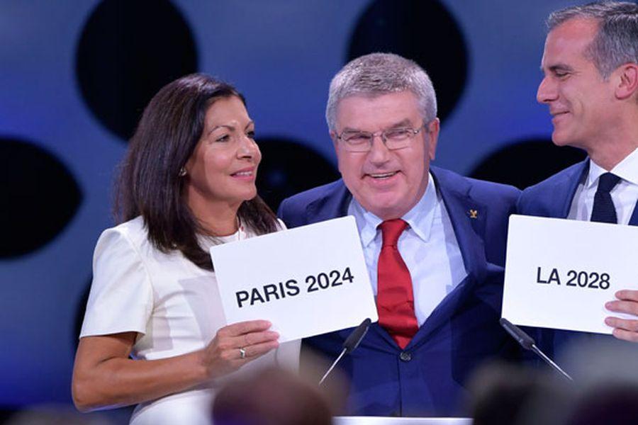 París 2024, Los Angeles 2028