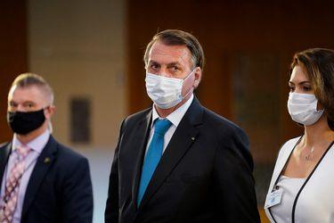 Caso de Covid-19 en comitiva de Bolsonaro enciende las alarmas en la asamblea general de la ONU
