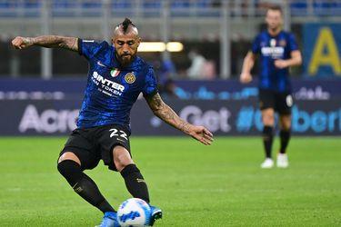 Alarma para la Roja: en Italia advierten que Arturo Vidal se perderá los próximos dos encuentros del Inter