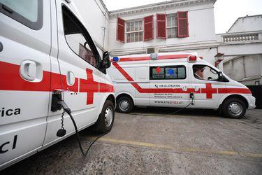 Primeras ambulancias eléctricas de Latinoamérica ya están en Chile para ayudar en la emergencia