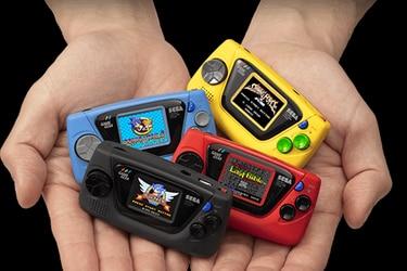 Sega anuncia la Game Gear Micro su nueva consola mini