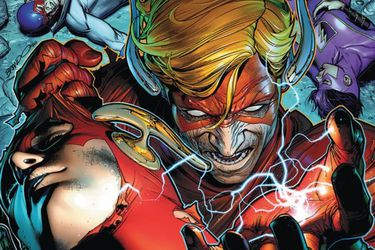 Wally West intentará asesinar a Barry Allen y el resto de la Familia Flash en Future State