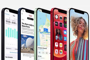 Apple presentó a sus nuevos iPhone 12 volcados al 5G