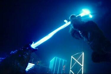 Todo explota en el tráiler de Godzilla vs. Kong