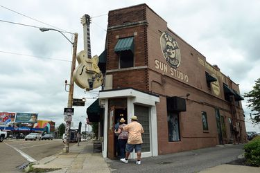 Sun Studio: el Big Bang del Rock and Roll