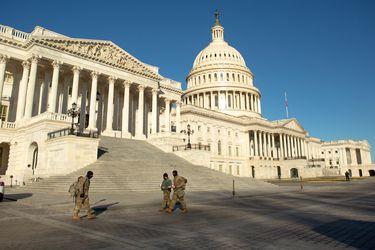 Fuerzas Armadas de EE.UU. condenan asalto al Capitolio y respaldan a Biden como próximo presidente