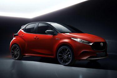 El próximo Mazda 2 será un Yaris con chapa de Mazda