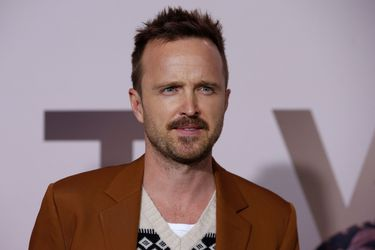 "Aaron Paul: ""Pensé en interpretar a Kurt Cobain"""