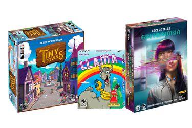 Los lanzamientos de Fractal Juegos para pasar un verano de juegos de mesa