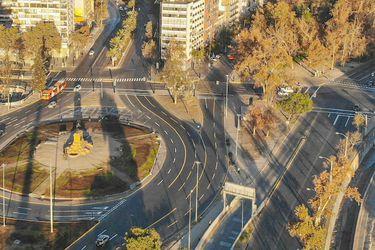 Esas desiguales cuarentenas de la Región Metropolitana