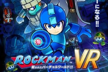 Mega Man tendrá su propia experiencia VR en japón