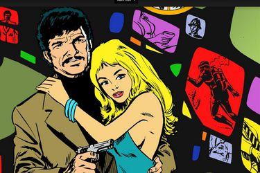 """Una campaña busca llevar al cómic chileno """"Killer"""" al mercado mundial"""