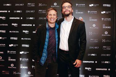 Un Sanfic latino: Gael García Bernal y Wagner Moura inauguran festival