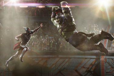 Thor: Ragnarok es la película del MCU favorita de Tarantino