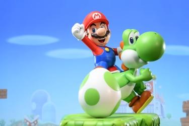 Esta figura de Mario y Yoshi cuesta más que una Xbox Series S
