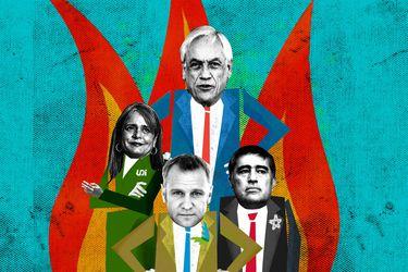 Columna de Héctor Soto: Piñera y la centroderecha: conexiones, apagones y chispas