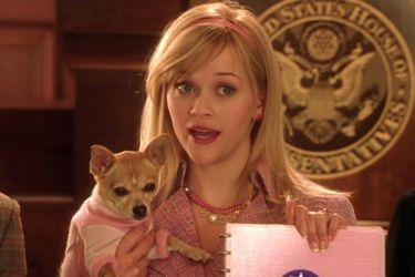 Reese Whiterspoon está en conversaciones para el regreso de Legalmente Rubia