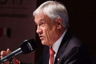 """Piñera y niños transgénero: """"Muchos casos se corrigen con la edad"""""""
