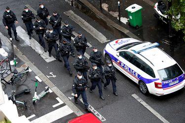 Al menos dos heridos en ataque con cuchillo cerca de antigua sede de Charlie Hebdo en París