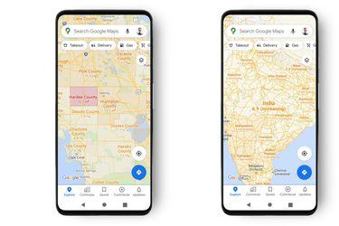 Google Maps tendrá una capa dedicada a mostrar los casos de COVID-19