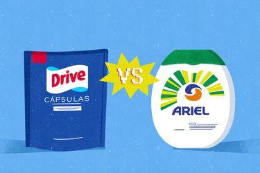 Detergentes en cápsulas ¿cuál es el mejor?