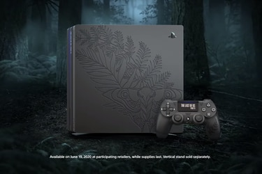 Sony anuncia PlayStation 4 Pro de The Last of Us Part II