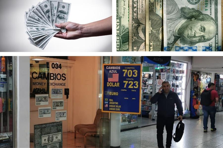 Dólar extiende su alza presionado por cambios en fondos de AFP y anuncio de restricciones a ventas de productos en supermercados
